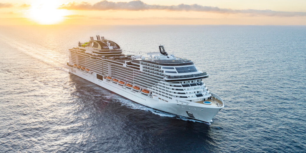 MSC Grandiosa: Was das MSC Flaggschiff auszeichnet